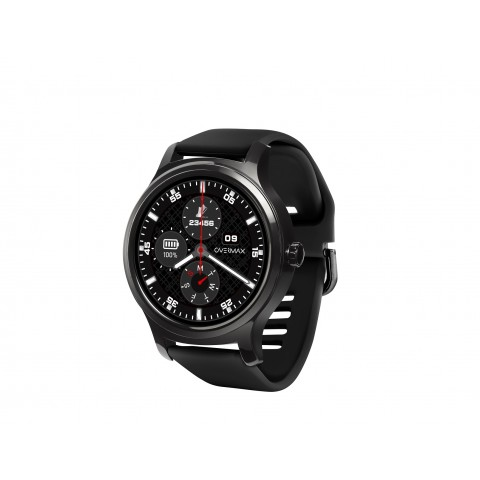 OVERMAX Smartwatch OV-TOUCH 2.6 BLACK