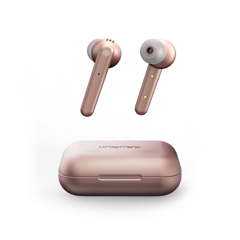 URBANISTA Ακουστικά Ψείρες PARIS True Wireless Rose Gold 1035613