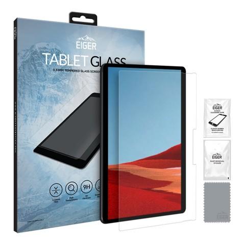 Eiger τζάμι προστασίας οθόνης διαφανές 2.5D TSP Glass για Microsoft Surface Pro 7 EGSP00594