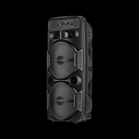 Kruger&Matz Φορητό Ηχείο Bluetooth KM0557 USB, FM Radio, μαύρο