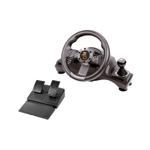 Superdrive GS 700 Multi Platform Racing Wheel with Gear Shifts SA5156