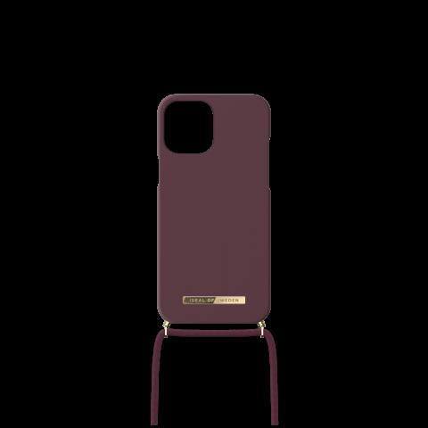 "IDEAL OF SWEDEN Θήκη Ordinary θήκη λαιμού DEEP CHERRY iPhone 2021 6,7"" IDONCAW21-I2167-323"