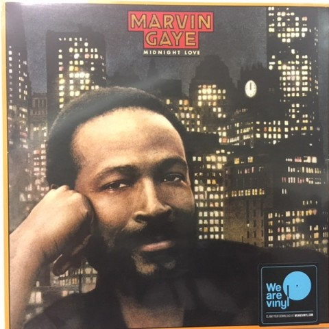 ΒΙΝΥΛΙΟ Mavin Gaye - Midnight Love SF0018VI-010