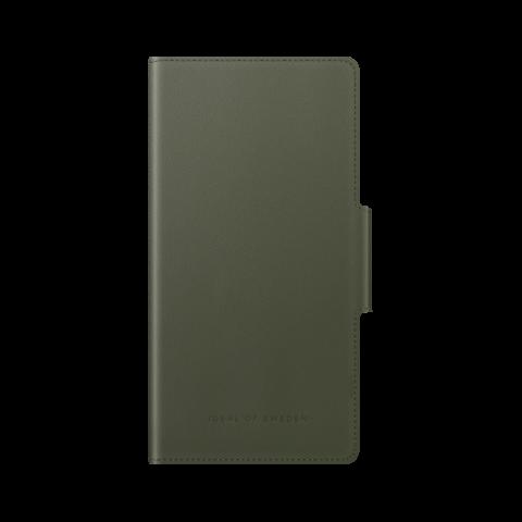 "IDEAL OF SWEDEN Θήκη Atelier Wallet INTENSE KHAKI iPhone 2021 6,1"" IDAWAW21-I2161-360"