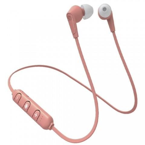 URBANISTA Bluetooth Ακουστικά Ψείρες MADRID Rose Gold Ροζ 1034613