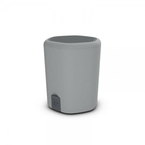 KITSOUND Hive 2 Bluetooth Αύρματο Φορητό Ηχείο ΑΔΙΑΒΡΟΧΟ Γκρι KSHIV2OGY