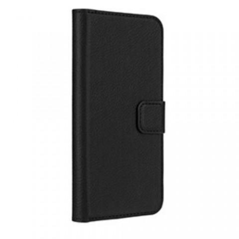 XQISIT Slim Wallet Selection iPhone X/Xs black 29953