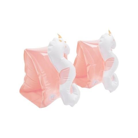 Sunnylife Μπρατσάκια Buddy Float Bands Seahorse Unicorn - White S1LBARSE