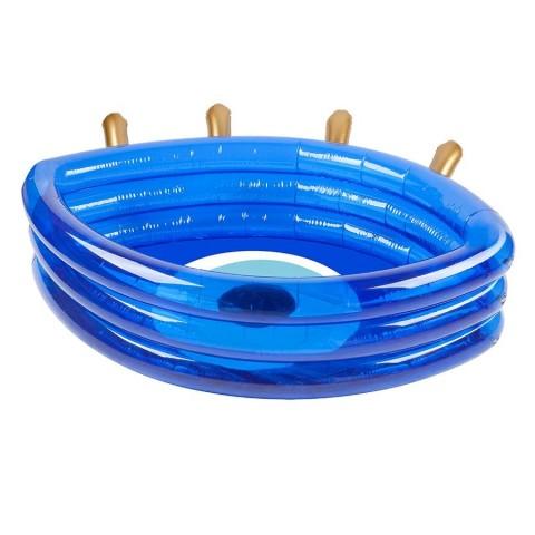 SunnylifeThe Pool Φουσκωτή Πισίνα - The Pool Greek Eye - Electric Blue - S1PPOOGE