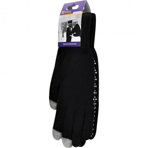 SANDBERG Γάντια για Touch Screen Μαύρο 460-00