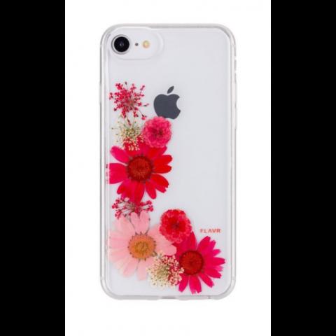 FLAVR Θήκη iPhone 7/8 Real Flower  Sofia Colourful 4029948070216
