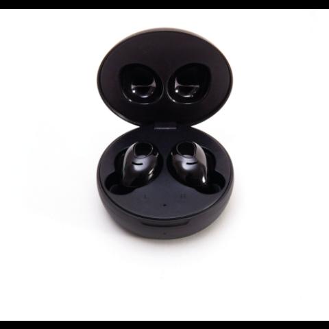 LEDWOOD True wireless ακουστικά Μαύρα LD-I9W-TWS-PAST-BLK