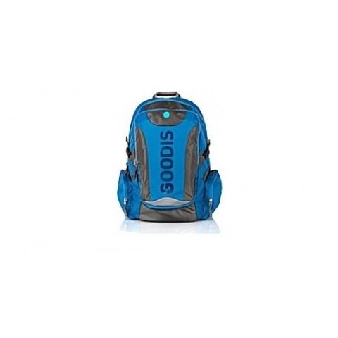 GOODIS Τσάντα laptop 15,6''  μπλέ GD-LTBP-1612BL-15