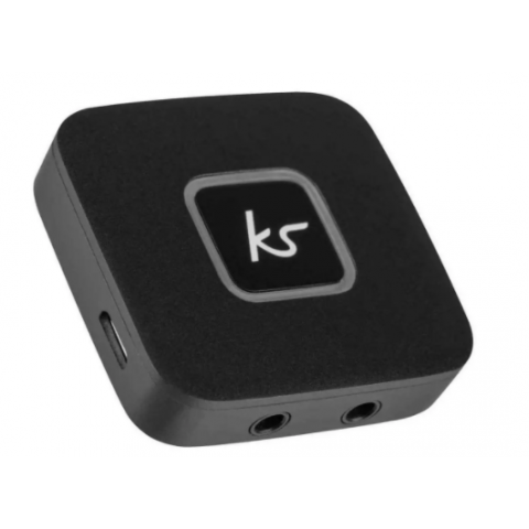 KITSOUND Splitter Bluetooth για Ακουστικά KSBTSPBK