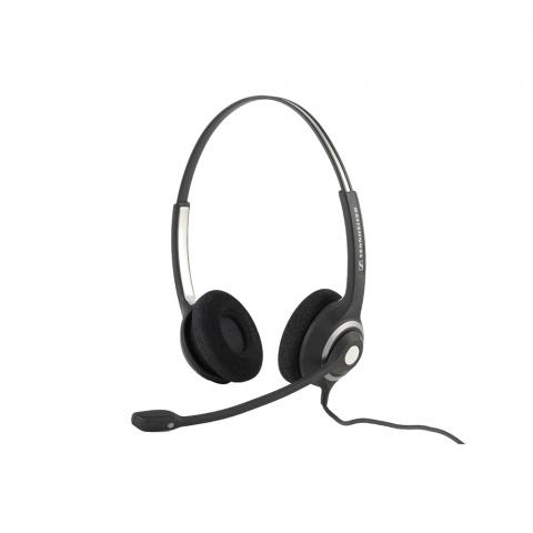 SENNHEISER Ενσύρματα Ακουστικά SC260