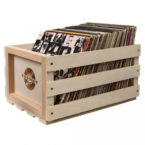 CROSLEY Record Storage Crate SF0003AC-CR