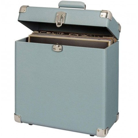 CROSLEY Record Carrier Case - Tourmaline SF0003AC-TN