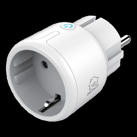 Deltaco Smart Home Smart Mini Plug SH-P01M