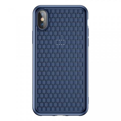 Baseus BV Case 2nd generation For iPhone XR Μπλε
