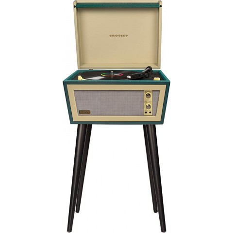 CROSLEY Πικάπ Sterling Green CR6231D-GR SF0006RP-GR