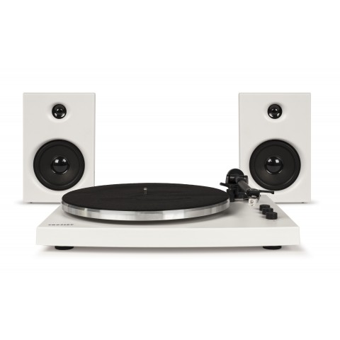 CROSLEY Πικάπ T150 White T150A-WH SF0012RP-WH SF0012RP-BK