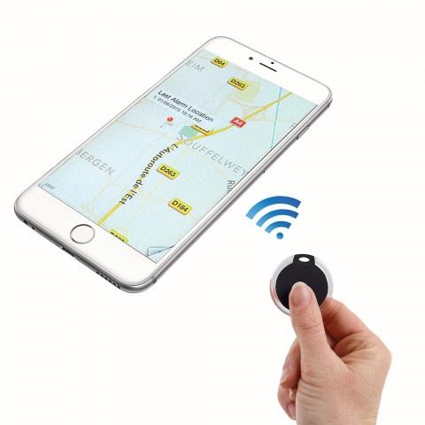 LIVOO συσκευή εύρεσης smartphone μαύρο TEA183N