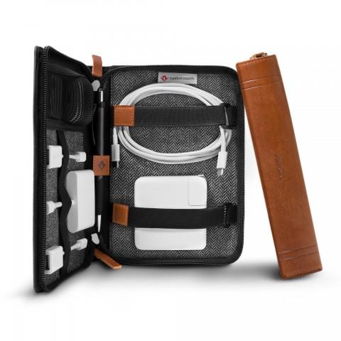 TWELVE SOUTH Journal CaddySack θήκη ταξιδιού για adapter, power supply, καλώδια & accessories TW1086ZZ 12-1808