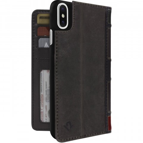 TWELVE SOUTH BookBook for iPhone X / XS - brown TW1074BR