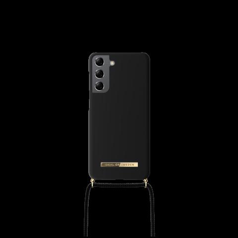 IDEAL OF SWEDEN θήκη λαιμού για Samsung Galaxy S21 Jet Black IDPNSS21-S21-267