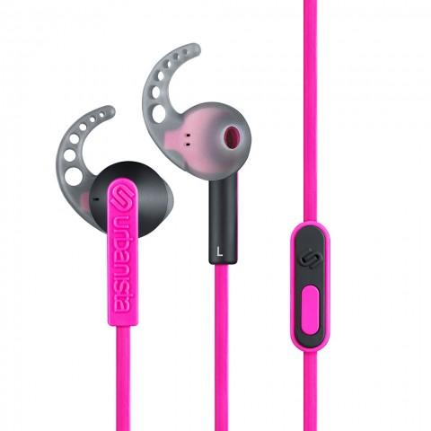 URBANISTA Ψείρες Sport Ακουστικά RIO Pink Panther Ροζ 1032804