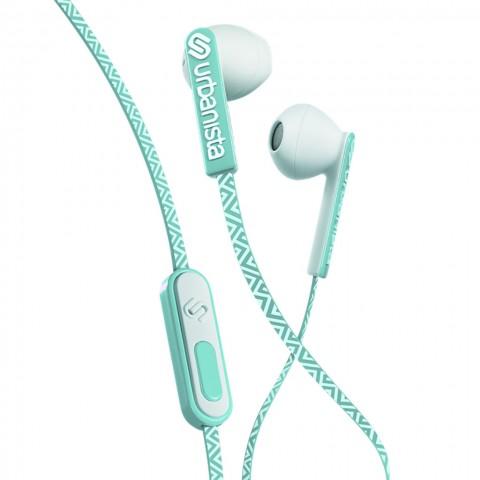 URBANISTA Ακουστικά Ψείρες SAN FRANCISCO Ocean Drive Γαλάζιο-Λευκό 1032518