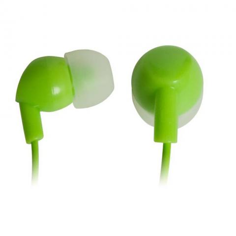 VAKOSS Ακουστικά Ψείρες Πράσινο LT-319EE