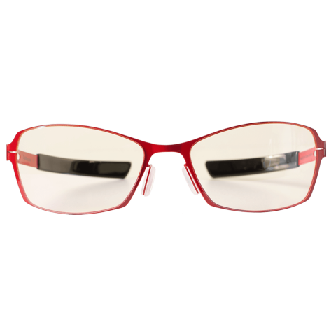 Arozzi Gaming γυαλια με φακό προστασίας απο το bluelight και UV Κόκκινα VX500-5
