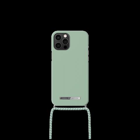 IDEAL OF SWEDEN θήκη λαιμού για iPhone 12 Pro Max Spring Mint IDPNSS21-I2067-266
