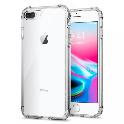 ZAGG InvisibleShield Θήκη προστασίας Ultra Clear Case – Apple iPhone 8 / 7 Plus (διάφανη)