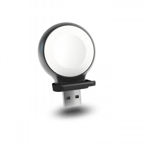 ZENS ασύρμτος φορτιστής usb stick για Apple Watch αλουμινίου USB A ZEAW01B/00