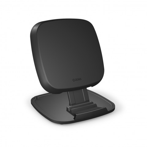 ZENS Βάση Ασύρματης Φόρτισης Ultra Fast Μαύρο 15W ZESC07B/00