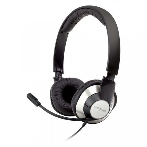 Creative ChatMax Ακουστικό υπολογιστή με μικρόφωνο HS-720