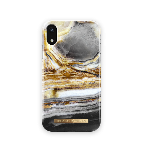 IDEAL OF SWEDEN Θήκη Fashion iPhone XR Outer Space Agate IDFCAW18-I1861-99