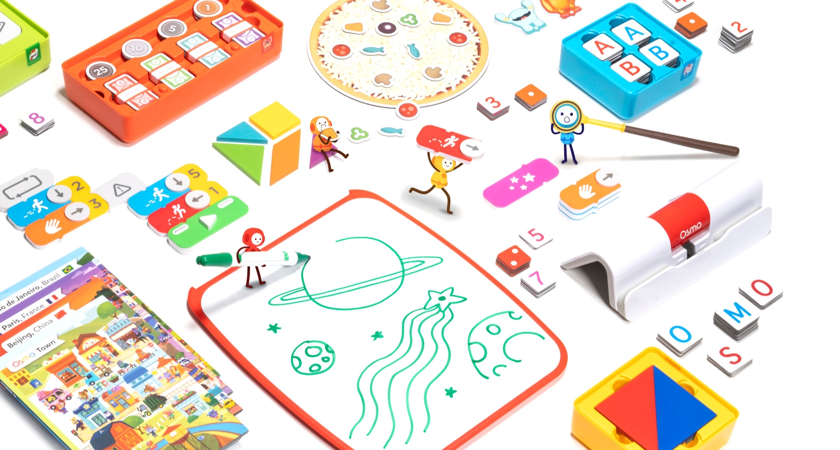 OSMO Characters
