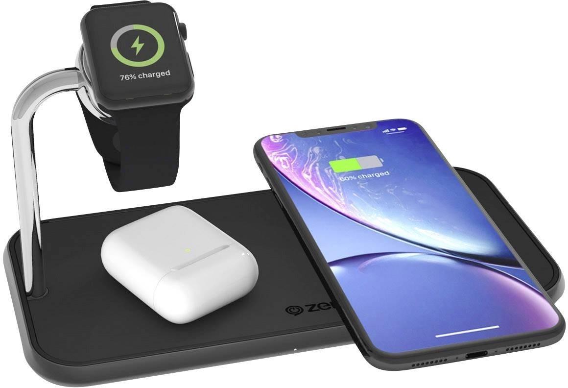 ZENS Βάση ασύρματης ταχείας φόρτισης για iPhone και Apple Watch 10W