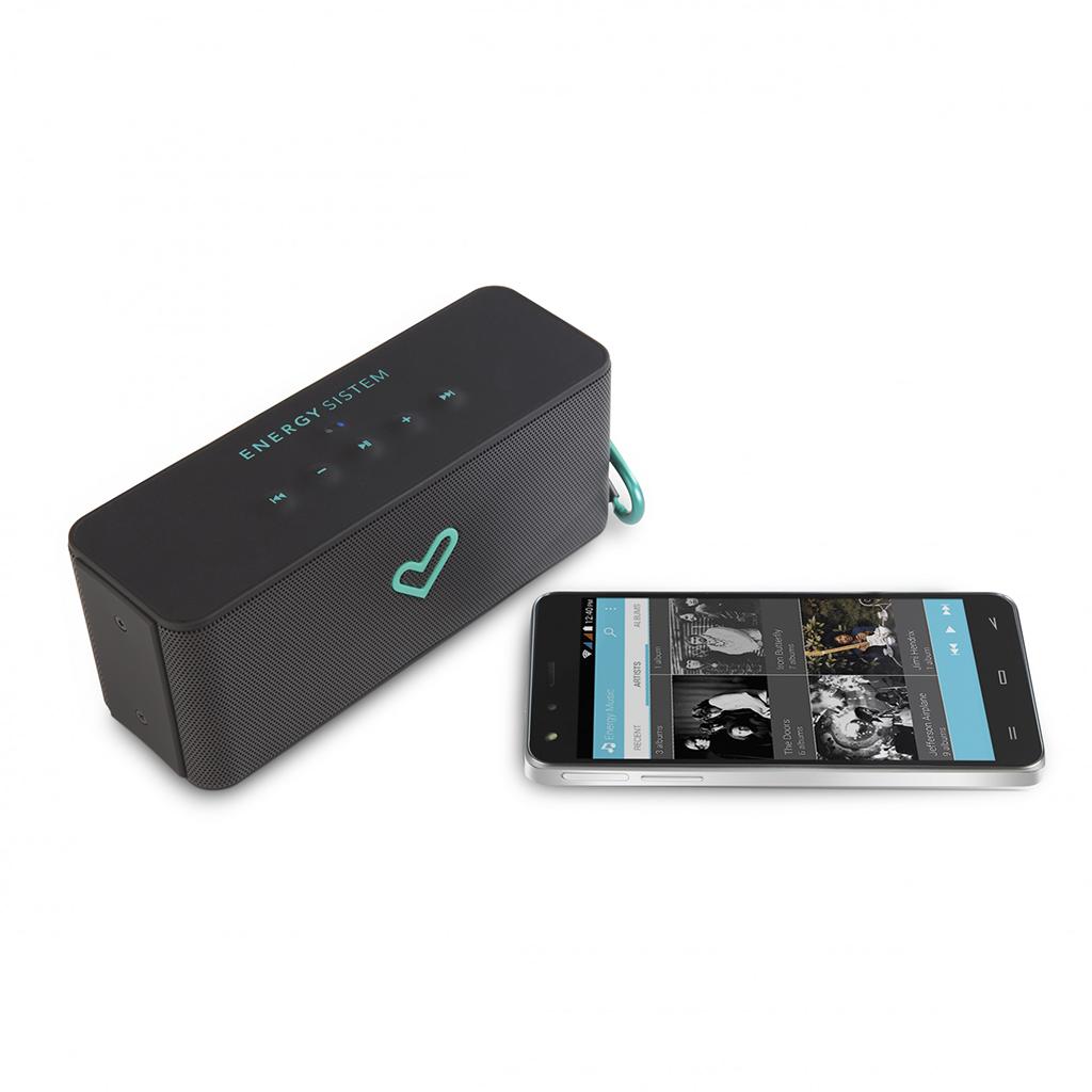 ENERGY SISTEM Music Box Aquatic Bluetooth